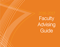 Faculty Advising Guide Cover