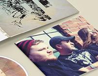 Album Design - Divided Me