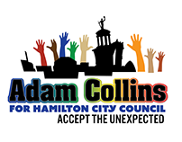 Adam Collins for Hamilton City Council