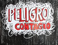 PELIGRO DE CONTAGIO | zine
