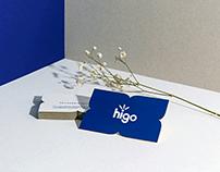 Higo Business Card Design