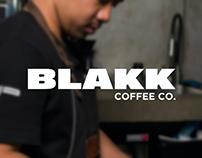 BLAKK COFFEE CO.