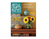 Arts & Crafts Homes - Spring 2015