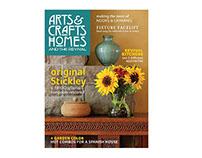 Arts & Crafts Homes - Spring 2015