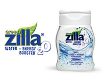 GreenZilla Branding