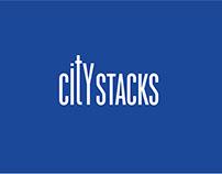 city stacks branding