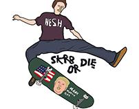 SKR8 OR DIE
