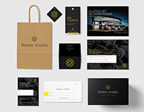 Flower Studio Rebranding
