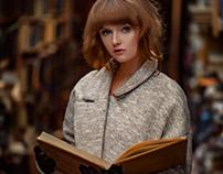 Library Girl 2