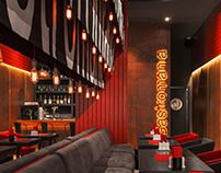 Gastromania restaurant design and build