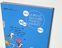Les 50 ans de la Revue des livres pour enfants