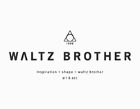 Waltz Brother Logo animation