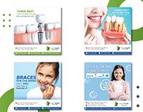 Social Media - Green Health Dental Clinic