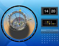 Orlaj Clock Digital View