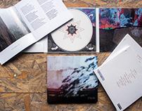 """Brindissi Nero Artwork for the album """"El Asesino"""""""