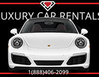 Luxury car rental NYC project