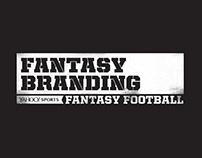 Yahoo! Fantasy Branding