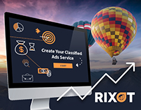 Rixot.com - platform for building classifieds websites