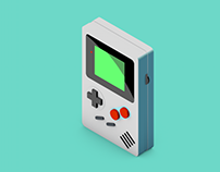 Retro Machine / Game Boy