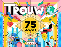 Trouw 75 Year