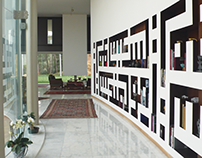 Villa Sehnaoui Interior Design Elements