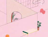 Pink Lofty