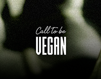 Call to be vegan // TGB