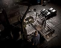 Alpe factory tour