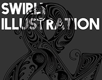 Swirly Illustrations