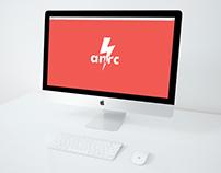 ANRC - desenvolvimento do logo