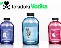 Tokidoki Vodka