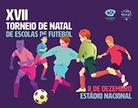 Divulgação XVII Torneio de Natal de Escolas de Futebol