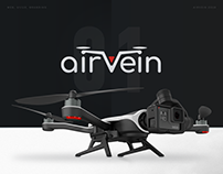 AIRVEIN | Branding & Website