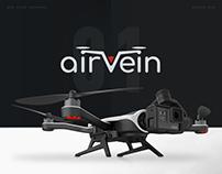 AIRVEIN   Branding & Website