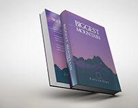 Mountain Book Cover Design