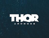 THOR anchors branding