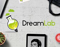 Dreamlab / Logo Branding