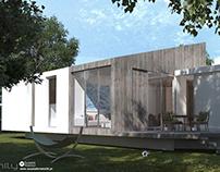 Casas Modulares 1house2live4 FAMILY T2