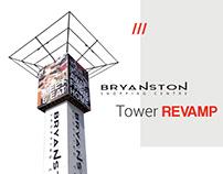 Bryanston Shopping Centre Tower Revamp