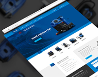 ANNAVI Web Site