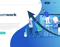 modern-flat-design-concept-teamwork