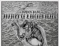 """Cartelería para Exposición """"Anatomy of a Broken Heart"""""""
