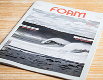Foam Magazine editorial design