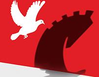51. Uluslararası Troia Festivali Poster Tasarımı