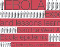 Footprints of Ebola
