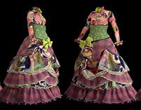 When Victorian Dress Meets Japanese Kawaii Style