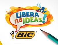 BIC Escritura- Publicidad y Promociones