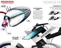 HONDA // Design competition