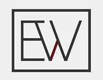 Elizabeth Warren logo/business card