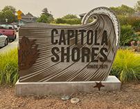 Capitola Shores Monument Sign